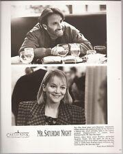 PF Mr. saturday Night ( Ron Silver , Mary Mara )