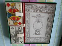 Runge playing cards 1804  Numbered Limited Edit. RARE not numbered  copy !!!