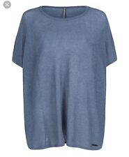 Sweat Betty Purusha Cotton Knit Oversized Top S/M BNWT RRP £75