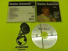 Charles Aznavour jezebel - CD Compact Disc