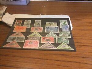 Liberia Mixed Stamps Lot