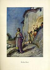Franziskus -- Die Frau Armur - Coloriert - aus 1931