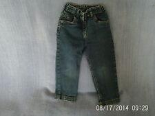 Boys 2-3 Years - Blue Denim Jeans - George