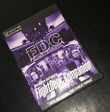 BRAND NEW FDC: Flight Deck Companion Flight Simulator 2002 + Manual PC CD add-on
