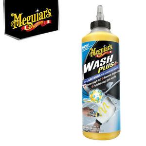 Meguiars - Wash Plus+ Car Wash Shampoo - Cleans Tough Dirt - 709ml