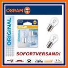 2x OSRAM ORIGINALE LINEA P21W 12V retromarcia opel meriva zafira vectra omega