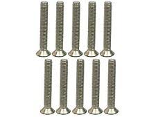 TS-FSM2618M 3Racing M2.6 x 18 Titanium Flat Head Hex Socket - Machine (10 Pcs)