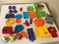 Vtech Go Go Smart Wheels REPLACEMENT Parts Pieces Tracks Train Speedway Airport