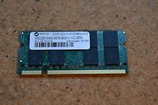 WINTEC 4GB PC2 6400S PC6400 SODIMM Laptop Memory DDR2 WD2SN04GX816-800G-HC-SPK