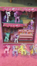 My little pony Friendship is Magic Ms Cupcake kitchen and friends