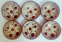 "Set of 6 Pfaltzgraff Aster Cereal Or Soup Bowls 7 7/8"" Diameter NEW, UNUSED"