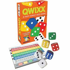 Qwixx - A Fast Family Dice Game , New, Free Shipping