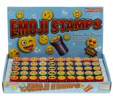 50 Original Emoji Stamps - Great to reward your kids after they finish they task