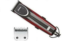 New Oster 76 Outlaw 2-Speed Turbo Clipper +Hair Wet Dry+Case+Extra Blade