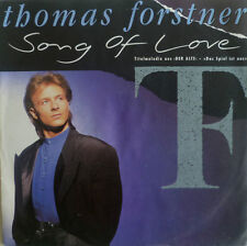 "7"" 1989 DER ALTE ( DIETER BOHLEN ) THOMAS FORSTNER Song Of Love"