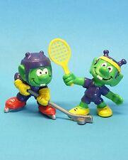 Astro-sniks Bully 1980 verde hockey-snik + tenis-snik juntos