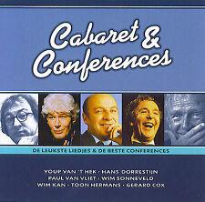 Cabaret & Conferences (CD)