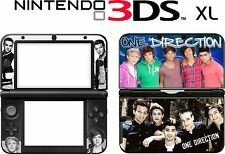 Nintendo 3ds Xl 3dsxl 3 Ds Xl One Direction 1d Musical Vinilo Piel Decal Sticker