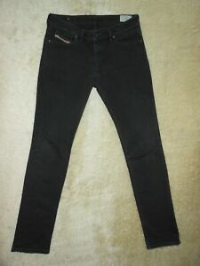 Womens Diesel Floy Wash 008IE_Stretch Jeans Made in Italy - Size 30x34