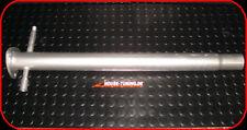 Downpipe DPF FAP suppression FIAT DOBLO 1.9 JTD 105 120 bhp T9