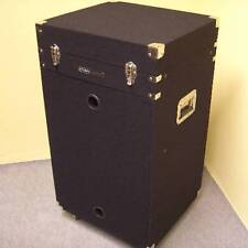 ROADINGER 16/10 HE TXT-Kombicase Winkelrack L-Rack DJ-Rack DJ-Case L-Case Rollen