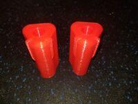 Milwaukee M12 Tool Mount 3d Printed 2 pack