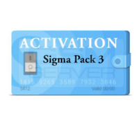 Hot Sigma Pack 3 Activation function for Sigma box Sigma Dongle for FRP REMOVE