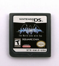 The World Ends with You Nintendo DS Game NDS Lite DSi 2DS 3DS XL a F01