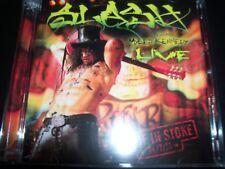 Slash Live - Made In Stoke 24/7/11 Ft Myles Kennedy (Shock Australia) 2 CD NEW