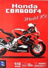 New-Ray Honda CBR600 F4 1:12 Die-Cast Model Motorbike Motorcycle Kit