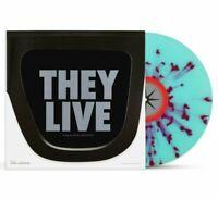 They Live Soundtrack John Carpenter LP Vinyl Record 180 Gram Formaldehyde Face