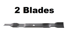 "2PK Replacement Craftsman LT1000 42"" Lawn Mower Blades 134149 422719"