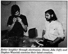 Enigma Machine UNIVAC 1975 MITS Altair ENIAC IBM Mark-8 Steve Wozniak Apple Lisa