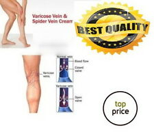 Foot Cream Remove Varicose Veins horse chestnut & red vine leaves gel 125 ml