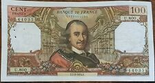 Billet de 100 francs CORNEILLE 7 - 2 - 1974 FRANCE  U.800