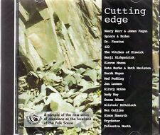 Cutting Edge [New Wave of Folk sampler from Fellside] (brand new CD 2005)