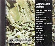 Cutting Edge [New Wave of Folk sampler from Fellside] (brand new CD 2005)