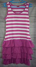 CFL Kleid und Leggings - Set - rosa/weiß - Größe 164/170 - NEU