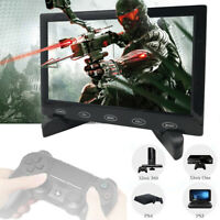 "7"" LCD CCTV Monitor HD Bildschirm 1080p HDMI Input for PS3 PS4 XBOX360 Game DSLR"