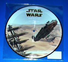 """STAR WARS THE FORCE AWAKENS, Limited Edition 10"""" Vinyl Picture Disc, RSD"""