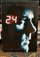 24 - Season 2 (DVD, 2009, 7-Disc Set)