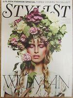 S/S 2014 Fashion Issue– Stylist magazine – 12 February 2014