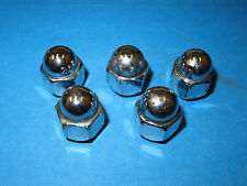 02-14 Subaru Impreza WRX & STI Set of 5 Wheel Lug Nut bolt OEM Factory Lugnut #4