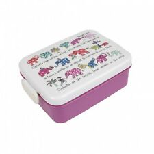 Elephants Design Lunch Box