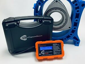 RCTV5.2 Mazda Rotary Engine Compression Tester Rx7 Rx8 13B 12A 20B Rx2 Blue LCD
