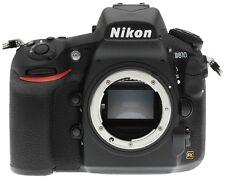 Nikon D D810 36.3 MP Digital SLR Camera Body (Only 480 Shutter Counts)