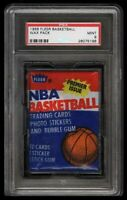 1986 Fleer Basketball Wax Pack | Michael Jordan ROOKIE RC Year | PSA 9 MINT