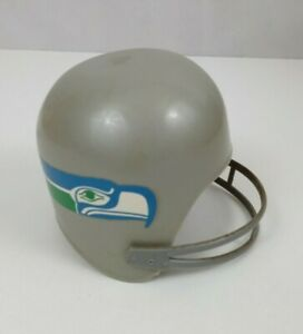 "1974 Vintage Dairy Queen Laich 4"" NFL Football Helmet Seattle Seahawks"