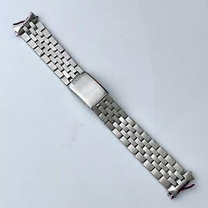 Vintage Seiko Band! Stainless Steel Bracelet for Seiko 6117 & 6217 Watches! 19mm