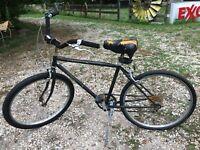 Vintage Schwinn Boys Cruiser BMX 6 Speed Racing Bike